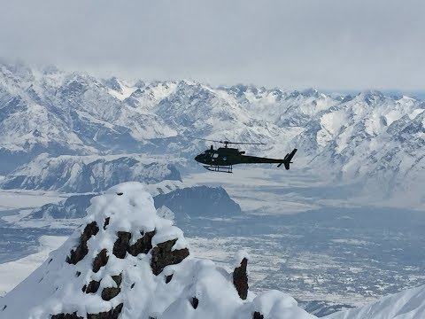 Heliski  Pakistan 2017. Karakorum Heliskiing. K2 Heliski.  Pakistan Zindabad.  By Carlo d'Amelio