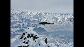 Heliski  Pakistan 2017. Karakorum Heliski. K2 Heliski.  Pakistan Zindabad