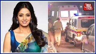 Sridevi's Body Reaches Mumbai, Close Family Members Present At The Airport   Breaking News
