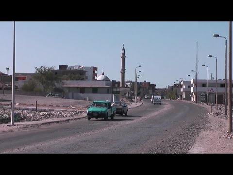 Egypt - poor city of Safaga at the Red Sea Pt.01