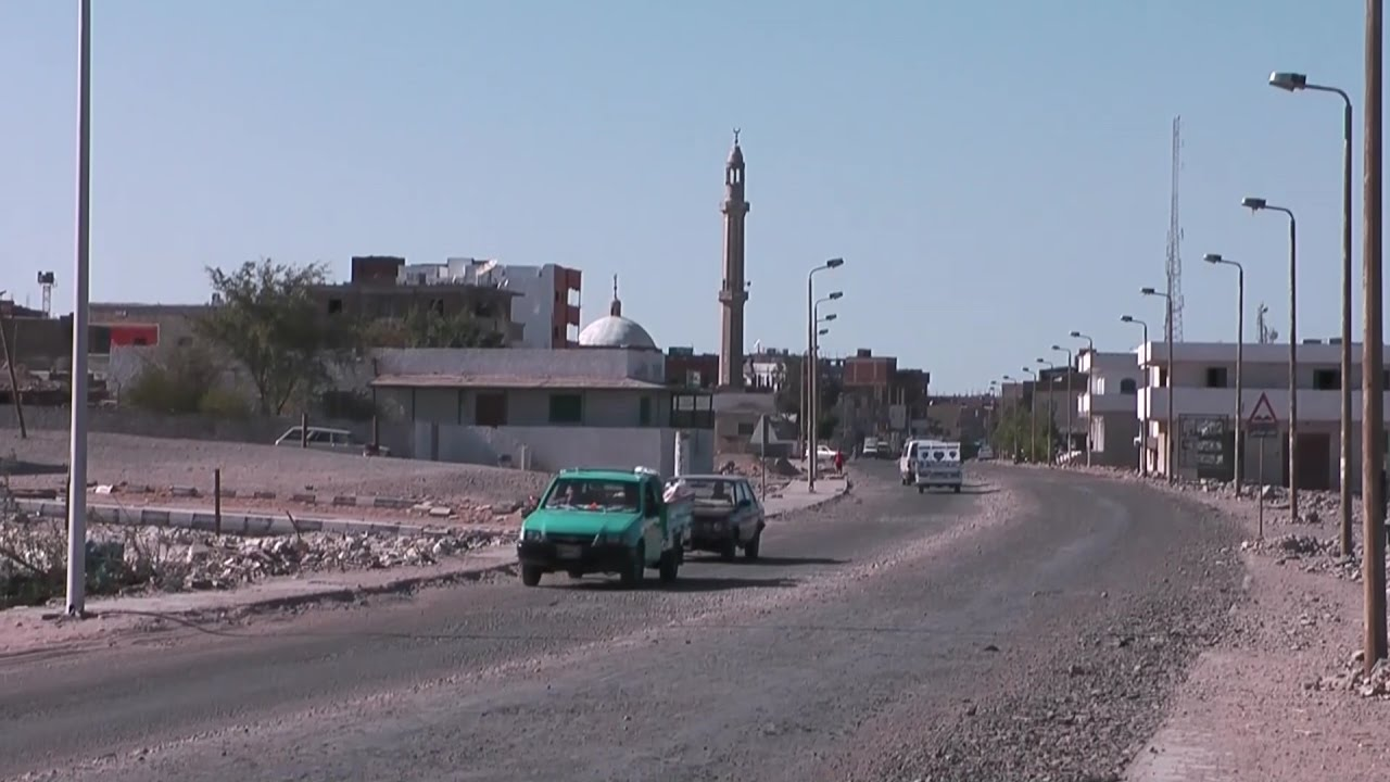 Download Egypt - poor city of Safaga at the Red Sea Pt.01