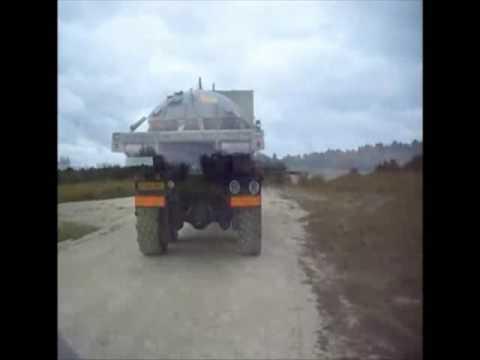 PRONAL  Réservoir souple pour transport sur camion