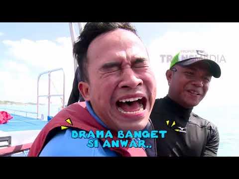 BROWNIS - Anwar Pingsan Saat Naik Parasailing (23/9/18) Part 1