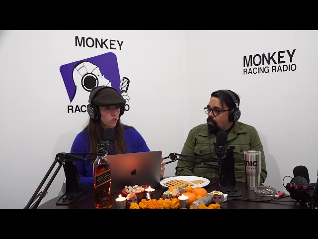 MONKEY RACING RADIO #033 ESPECIAL DE MUERTOS