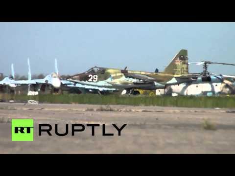 Russia: Su-25 pilots