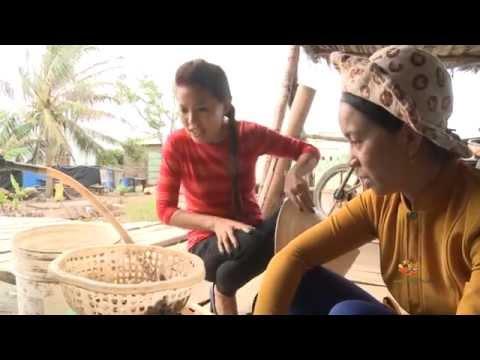 Ăn nghêu như người Gò Công - Vui Sống Mỗi Ngày [VTV3 – 13.08.2015]