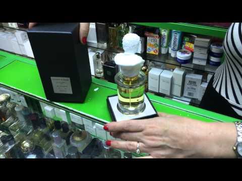 Обзор нишевой парфюмерии от магазина Balkiss.ru