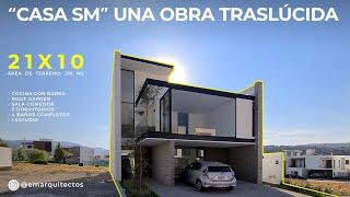 CASA SM UNA OBRA TRASLÚCIDA | EM ARQUITECTOS | OBRAS AJENAS