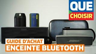 Enceintes Bluetooth - Guide d'achat (UE Boom, Bose SoundLink Mini, Beats Pill 2.0, JBL Pulse...)