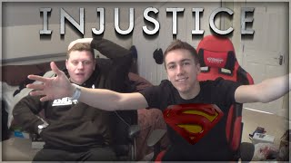 INJUSTICE WITH ETHAN!