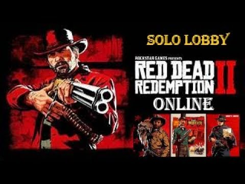 Red Dead Online (MUST SEE) 100% Solo. Solo Lobby Locked Down Method With Sam The Dawg