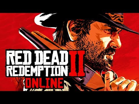 RED DEAD REDEMPTION 2 ONLINE : A PRIMEIRA MEIA HORA