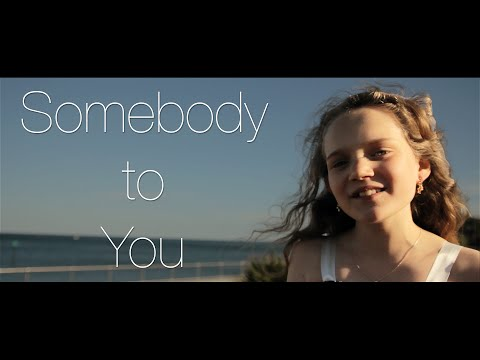 The Vamps - Somebody to You - Cover by 11 Year Old Sapphire