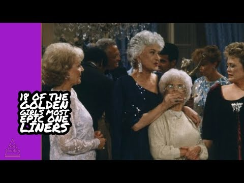 18 Of The Golden Girls Most Epic One Liners