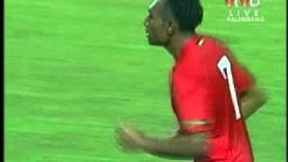Titus Bonai's First Goal for Indonesia Mp3