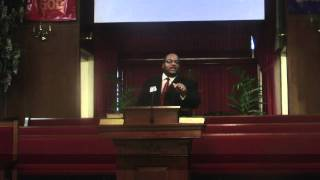 Pastor Anthony Carter - When the Preacher has had Enough - Part 1