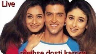 Mujhse Dosti Karoge Full Movie|| #live