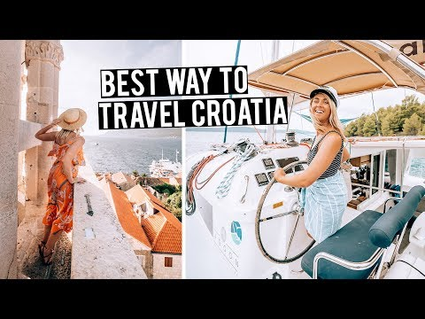 Best Way To Travel Croatia   Stari Grad & Split - Yacht Getaways