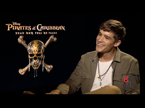 Brenton Thwaites   Pirates of the Caribbean: Dead Men Tell No Tales