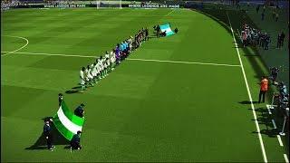 NIGERIA vs ARGENTINA | FIFA World Cup 2018 | Full Match & Amazing Goals | PES 2018 Gameplay PC