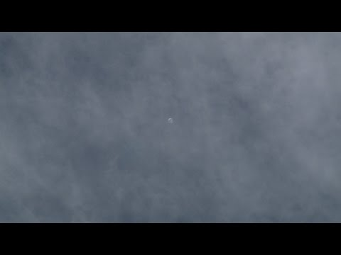 NASA balloon flies in Albuquerque