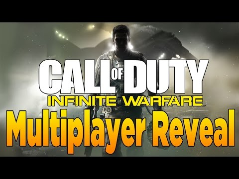 Call of Duty Infinite Warfare Multiplayer Reveal Information
