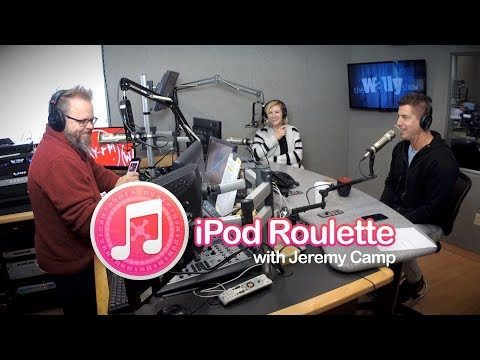 The Songs on Jeremy Camp's Phone Are Surprising | iPod Roulette