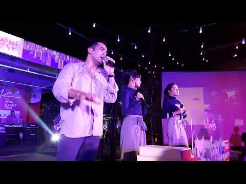 Berlari Tanpa Kaki - GAC (Gamaliel Audrey Cantika) Live at Flavor Bliss Alam Sutera