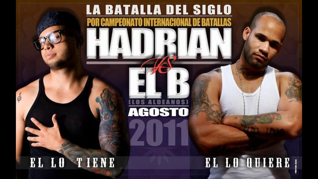 BATALLA DEL SIGLO HADRIAN VS EL B (20) FINAL