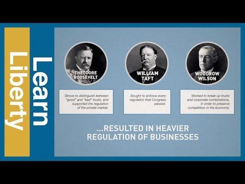 Progressivism & the New Deal — US Economic History 6
