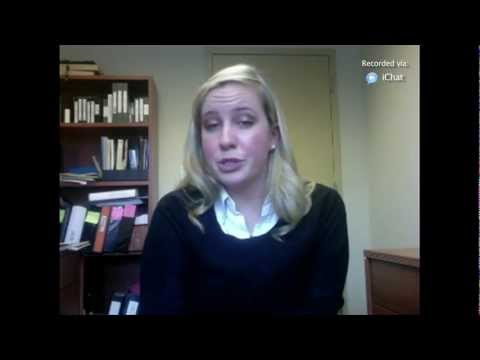 "2012 Texas Tech Student of Integrated Scholarship Christiana ""Chana"" Elgin"