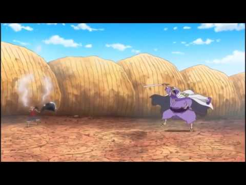 Luffy Vs Fujitora Epic Fight!!!   One Piece 743 Eng Sub HD