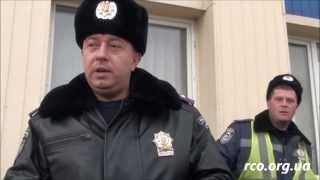 ГАИ Одесса. Пост №2. Киевская трасса(http://rco.org.ua/, 2013-12-14T12:05:41.000Z)