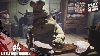 2017/4/28 発売 PS4版「Little Nightmares」 弟者は無事にモウから脱出...