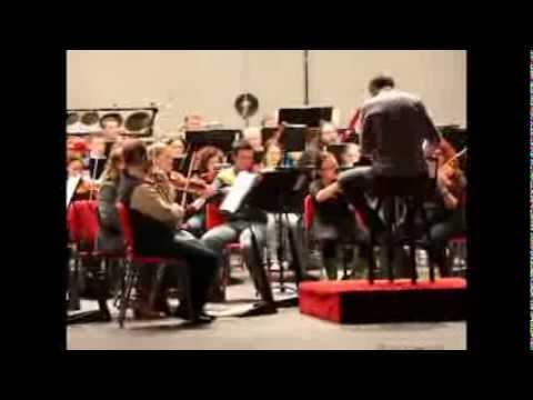 Illinois Symphony Orchestra - Shimmering Shakespeare at Sangamon Auditorium
