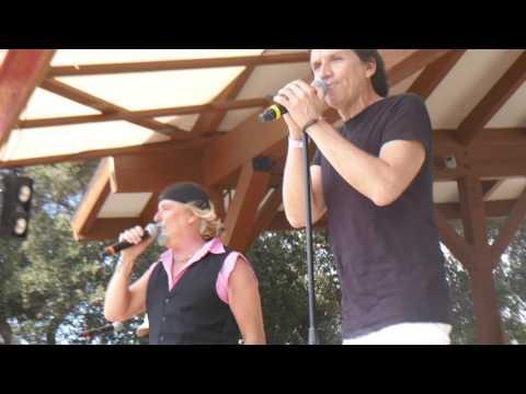 Venice - September, Waterfalls - 2015.05.29 - Topanga Days, Topanga Canyon CA