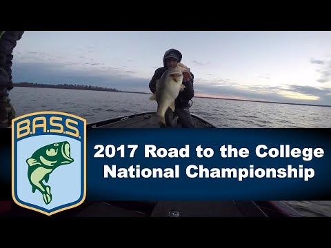 2017 Road to the Bassmaster College Series National Championship