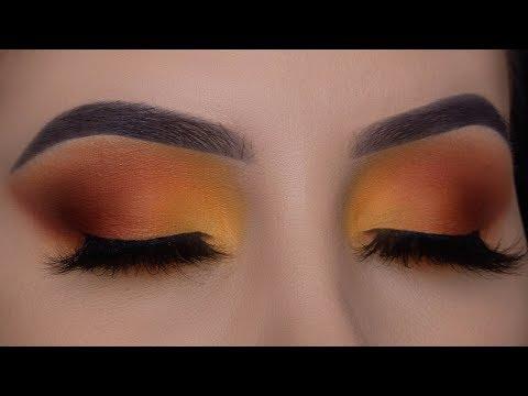 EASY Summer Glam Eye Makeup Tutorial | MAKES YOUR EYES POP 🔥 thumbnail