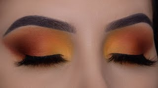 EASY Summer Glam Eye Makeup Tutorial | MAKES YOUR EYES POP 🔥