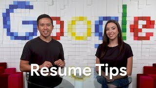 Create Your Resume for Google: Tips and Advice