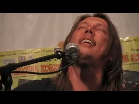 Peter Cmorik - Mam Ta rad (unplugged 2014)