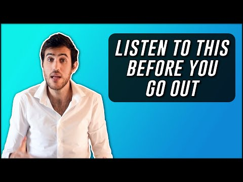 How To Attract Women - Watch This Before You Go Out To Meet Women
