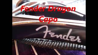 Fender Dragon Capo