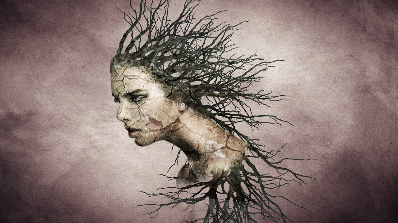 Photoshop tutorial forest root portrait effect cc youtube photoshop tutorial forest root portrait effect cc baditri Image collections