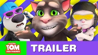 Talking Tom and Friends - Cooler Things (Trailer) | NEW EPISODES OCTOBER 5