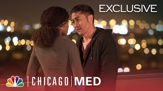 How Well Do You Know April and Ethan's Love Story? - Chicago Med (Digital Exclusive)
