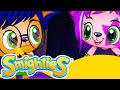 Smighties -Blowing Magic Colorful Balloons | Cartoon Compilation Just for Kids | Funny Kids Cartoons