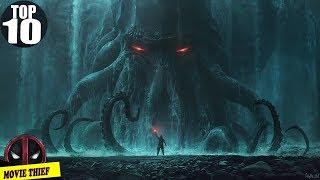 10 Con Thủy Quái Đáng Sợ Trong Thần Thoại| Scariest Sea Monster MYTHOLOGY