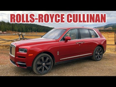 10 Awesome Features Of The Rolls Royce Cullinan