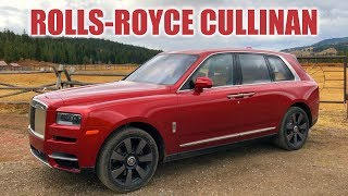 10 Awesome Features Of The Rolls-Royce Cullinan